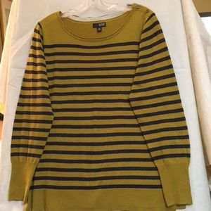 Scoop Neck Long Sleeved Sweater by a.n.a. Sz XL
